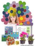 Girl Scout Flower Garden Journey Kit