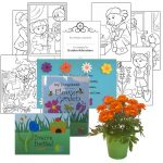 Girl Scout Flower Garden Journey
