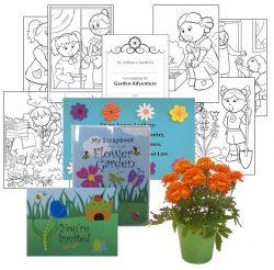 Girl Scout Flower Garden Journey