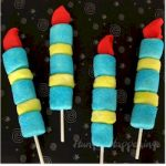 Marshmallow Birthday Candle Kabobs