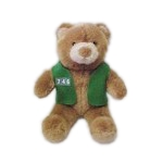 Girl Scout Vest for Bear