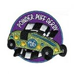 Girl Scout Powder Puff Derby Fun Patch