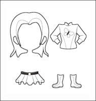 superhero-delilah-costume-outline