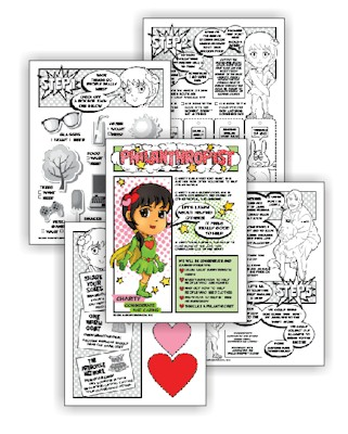 Girl Scout Philanthropist Badge