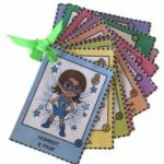 Superhero Girl Scout Law Cards