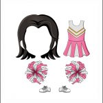 Superhero Paper Dolls | Serafina Clothes