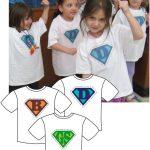 Girl Scout Superhero Tee Shirts