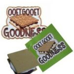 Ooey Gooey S'Mores SWAP Kit With Free Patch