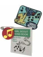 girlscout song book swaps