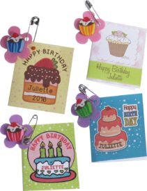 juliette birthday cards