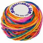 Tie Dye Yarn