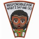Responsible Superhero Patch
