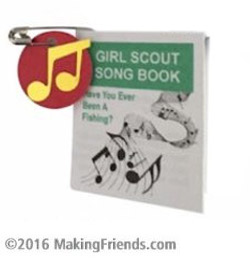 Girl Scout Song Book