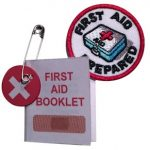 First Aid Booklet SWAPs With Free Patch