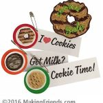 Mini Cookie SWAPs with Free Patch