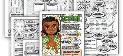 Girl Scout Junior Scribe Download