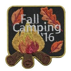Girl Scout Fall Camping SWAP