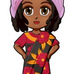 Superhero Prudence Madagascar International Paper Doll