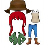 Superhero Paper Dolls | Freedom Australia Costume