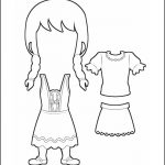 Superhero Paper Dolls | Willow Germany International Costume Outline
