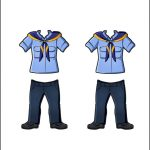 Superhero Paper Dolls | Willow Germany Girl Guide Uniform