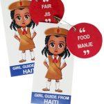 Haiti Girl Scout SWAP