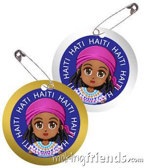 Girl Scout Haiti Thinking Day SWAP Kit via @gsleader411