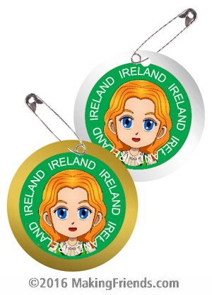 Ireland Thinking Day SWAPs
