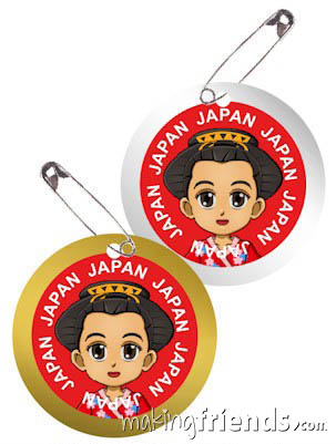 Girl Scout Japan Thinking Day SWAP Kit via @gsleader411
