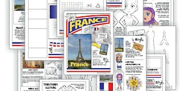 Girl Scout Thinking Day Download for France