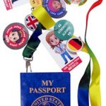 Passport Lanyard