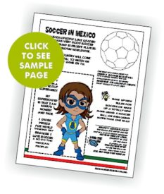 Girl Scout Thinking Day Mexico Download Sample