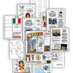 Italy Girl Scout Thinking Day
