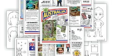 Australia World Thinking Day Download