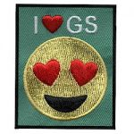 I Love GS Fun Patch