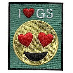 I Love GS Fun Patch