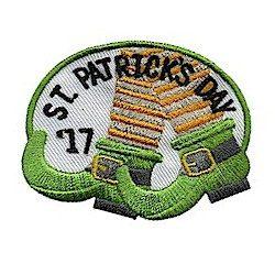 St Patricks Day Patch