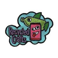 Recycled Crafts Patch