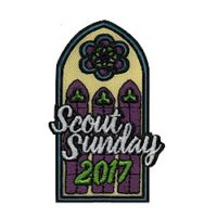 Scout Sunday 2017 Fun Patch