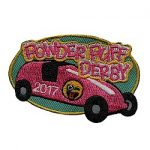 Powder Puff Derby 2017 Fun Patch