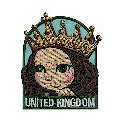 United Kingdom Fun Patch