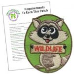 Wildlife Fun Patch