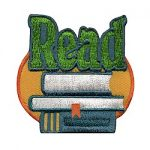 Girl Scout Read Fun Patch