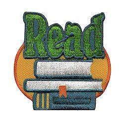 Girl Scout Read Fun Patch