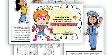 Girl Scout Superhero Download