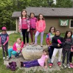 Girl Scout Brownie Letterboxing
