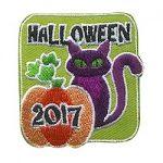 Girl Scout Halloween Fun Patch