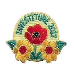 Investiture 2017 Girl Scout Fun Patch