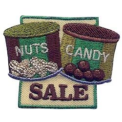 Girl Scout Nuts and Candy Sale