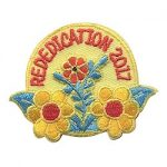 Girl Scout Rededication Fun Patch